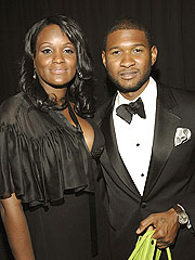usher divorce